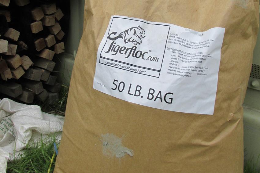 Tigerfloc 50-lb. Bags
