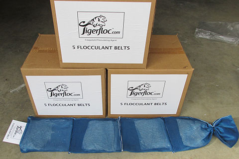 Tigerfloc Belt Shipping Boxes